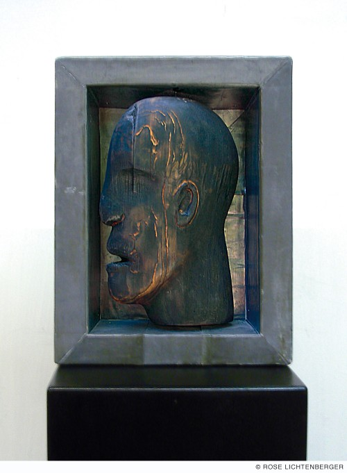 Abbildung: Afrika (Skulpturen) I – Der Schrei