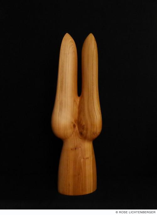 Abbildung: Hasenpaar