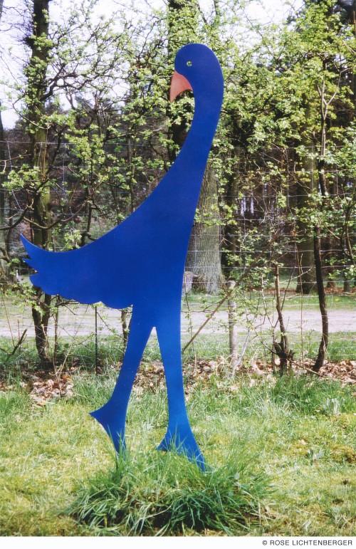 Abbildung: Tanzender Vogel