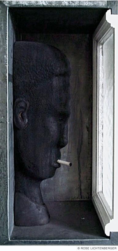 Abbildung: Afrika (Skulpturen) V – Zukunftsaussichten