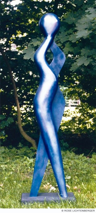 Abbildung: Große blaue Synthese