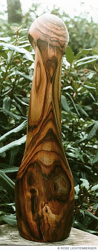 Abbildung: Holzobjekt