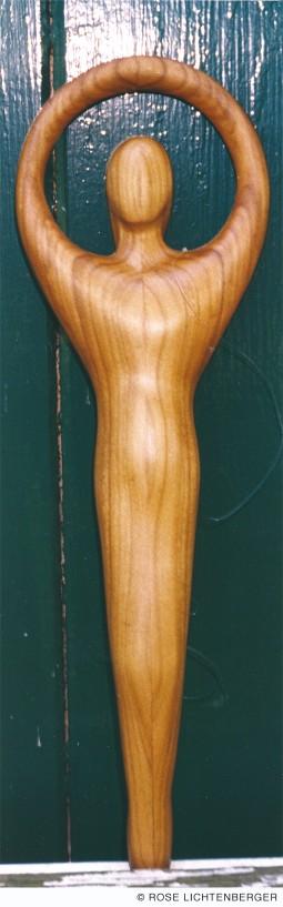 Abbildung: Kleine Akrobatin