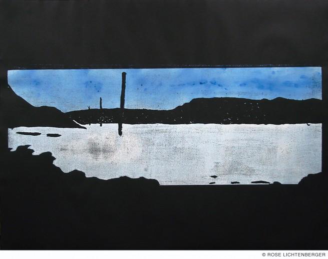 Abbildung: Landschaft II