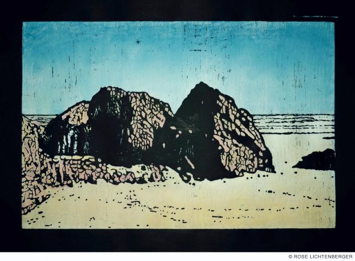 Abbildung: Praia do Monte Clérigo
